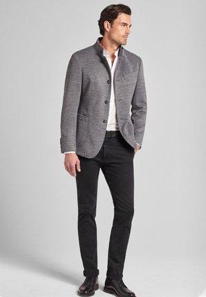 Blazer jacket - grau meliert