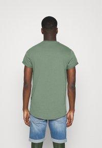 G-Star - LASH - Basic T-shirt - teal grey - 2