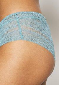 Etam - SUBLIME SHORTY - Pants - blue - 4