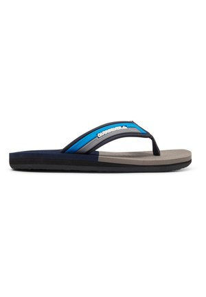 MOLOKAI ECLIPSED DELUXE - Pool shoes - blue/grey/blue