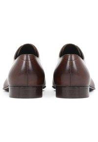 Kazar - CONCORD - Stringate eleganti - brown - 2