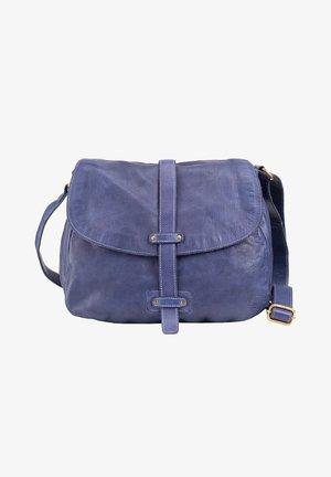 Handbag - indigo blue