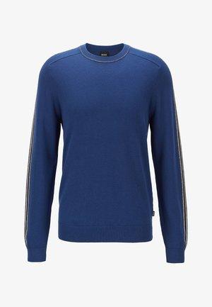 MORFEO - Pullover - dark blue