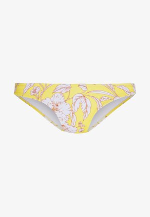 VANUATU HI CUT PANT - Bikini bottoms - sunshine