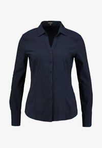 More & More - Button-down blouse - marine - 4