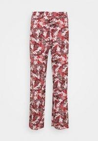 ONLY Carmakoma - CARBANDI LIFE WIDE PANT - Trousers - arabian spice - 0