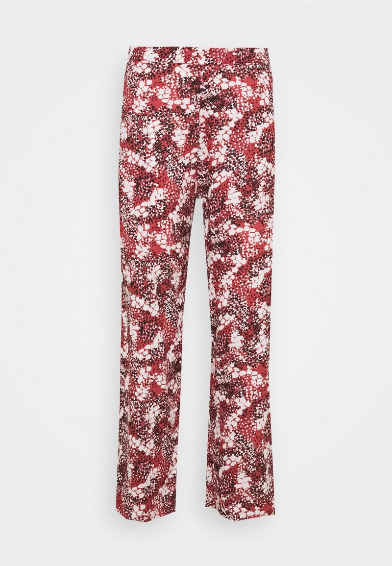 ONLY Carmakoma - CARBANDI LIFE WIDE PANT - Trousers - arabian spice