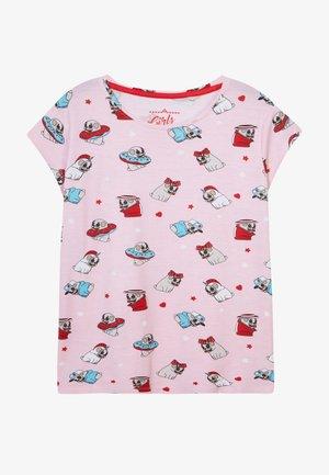 TEEN GIRLS  - T-shirt print - orchid pink