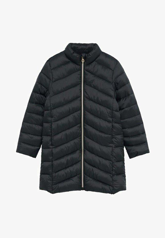 ALILONG - Winter coat - schwarz