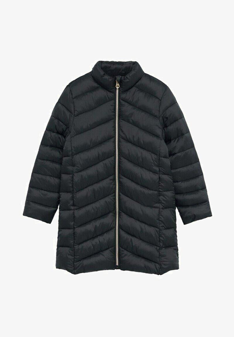 Mango - ALILONG - Winter coat - schwarz