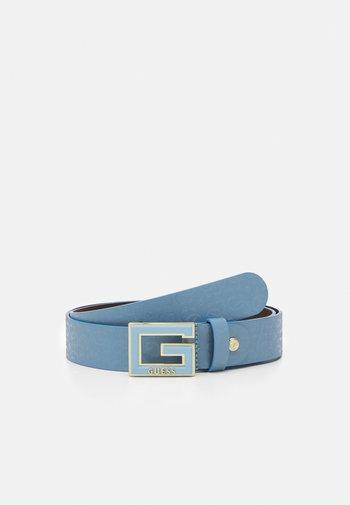 BLANE ADJUST PANT BELT - Belt - blue