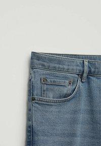 Massimo Dutti - Slim fit jeans - blue - 3