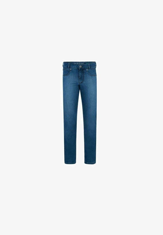 Joker Jeans - FREDDY - Straight leg jeans - stone used