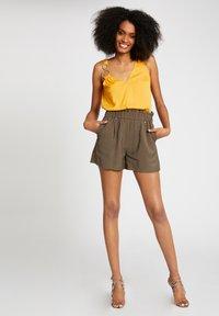 Morgan - Shorts - khaki - 1