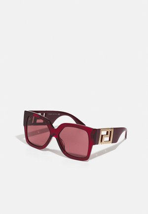 Sunglasses - bordeaux transparent