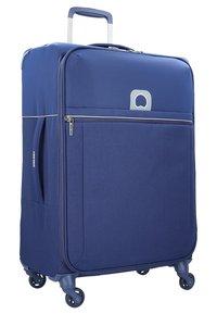 Delsey - BROCHANT  - Valise à roulettes - blue - 2