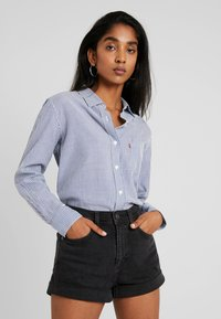 Levi's® - THE ULTIMATE - Button-down blouse - fondulac sodalite blue - 0