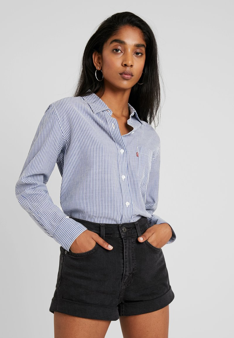 Levi's® - THE ULTIMATE - Button-down blouse - fondulac sodalite blue
