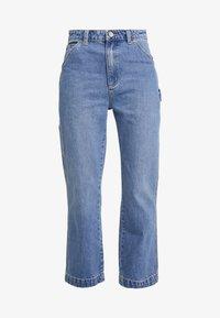 Abrand Jeans - A VENICE  - Straight leg jeans - blue dreams - 4