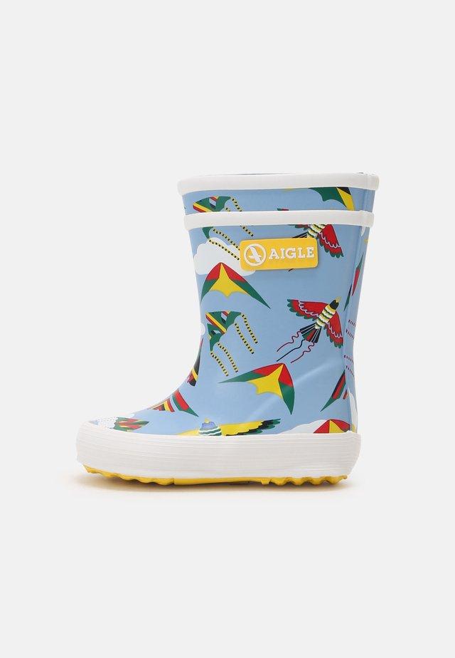 FLAC THEME UNISEX - Stivali di gomma - light blue
