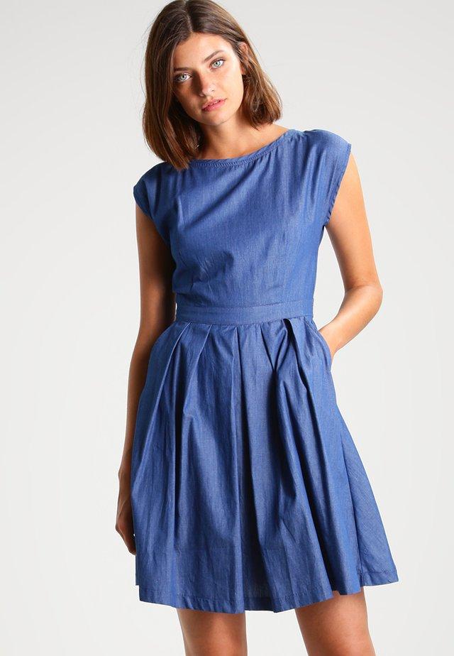 ARANA - Denim dress - blue