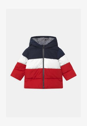 DOUDOUNE - Winter jacket - smoking/multi