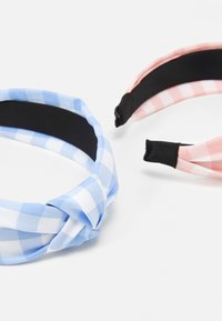 Fire & Glory - MIRANDA HAIRBAND 2 PACK - Hair styling accessory - candy pink/blue - 1