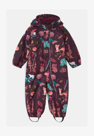 WINTER PUHURI UNISEX - Snowsuit - deep purple