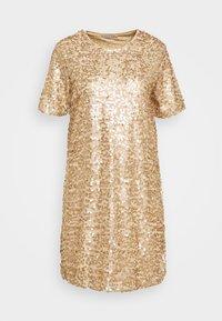 Pieces - PCALISIA DRESS - Vestito elegante - warm sand - 5