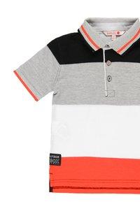 Boboli - Polo shirt - grey/white - 2