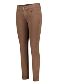 MAC Jeans - Trousers - brown - 4