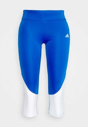 OWN THE RUN - Leggings - glow blue