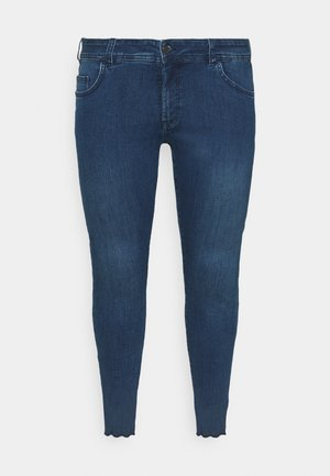 Jeans Skinny Fit - random blue denim