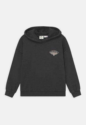 MINI HOODIE MINI ME - Sweatshirt - black