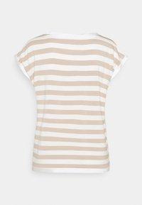 More & More - Print T-shirt - warm sand - 1