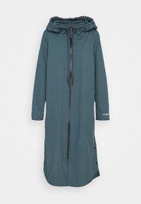 Ilse Jacobsen - RAIN COAT - Regenjas - orion blue - 0
