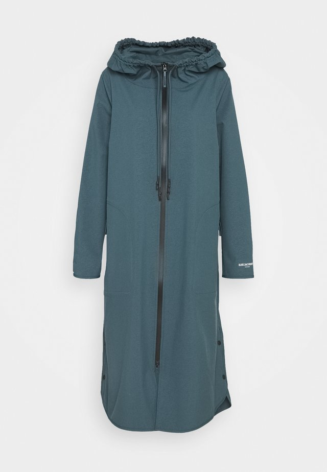 RAIN COAT - Regnjacka - orion blue