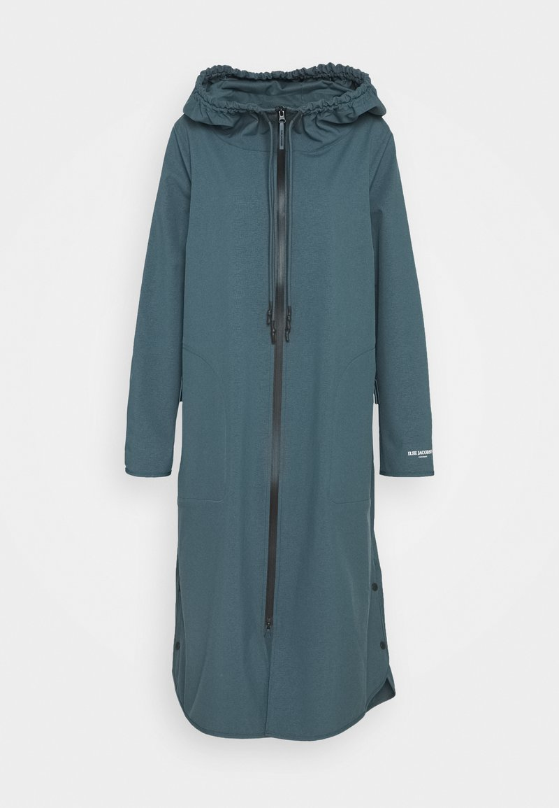 Ilse Jacobsen - RAIN COAT - Regenjas - orion blue