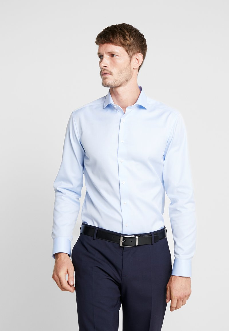 Eterna - SLIM FIT  - Formal shirt - light blue