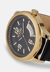 Versus Versace - REALE - Hodinky - black/gold-coloured - 4