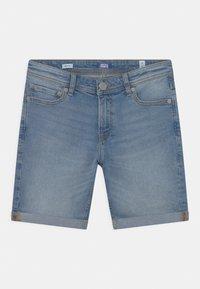 Jack & Jones Junior - JJIRICK JJORIGINAL  - Shorts vaqueros - blue denim - 0