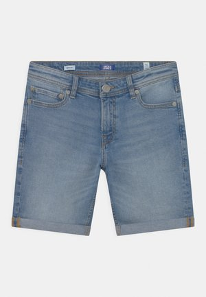 JJIRICK JJORIGINAL  - Short en jean - blue denim