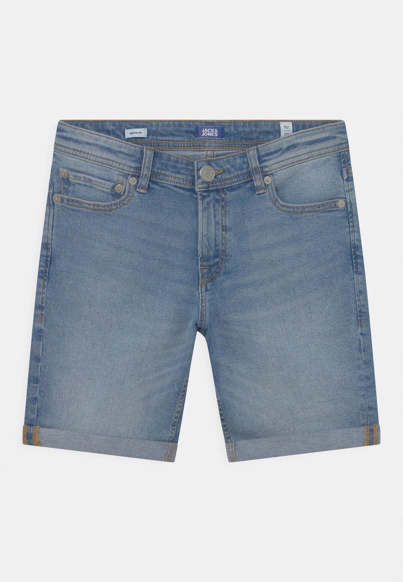 Jack & Jones Junior - JJIRICK JJORIGINAL  - Shorts vaqueros - blue denim