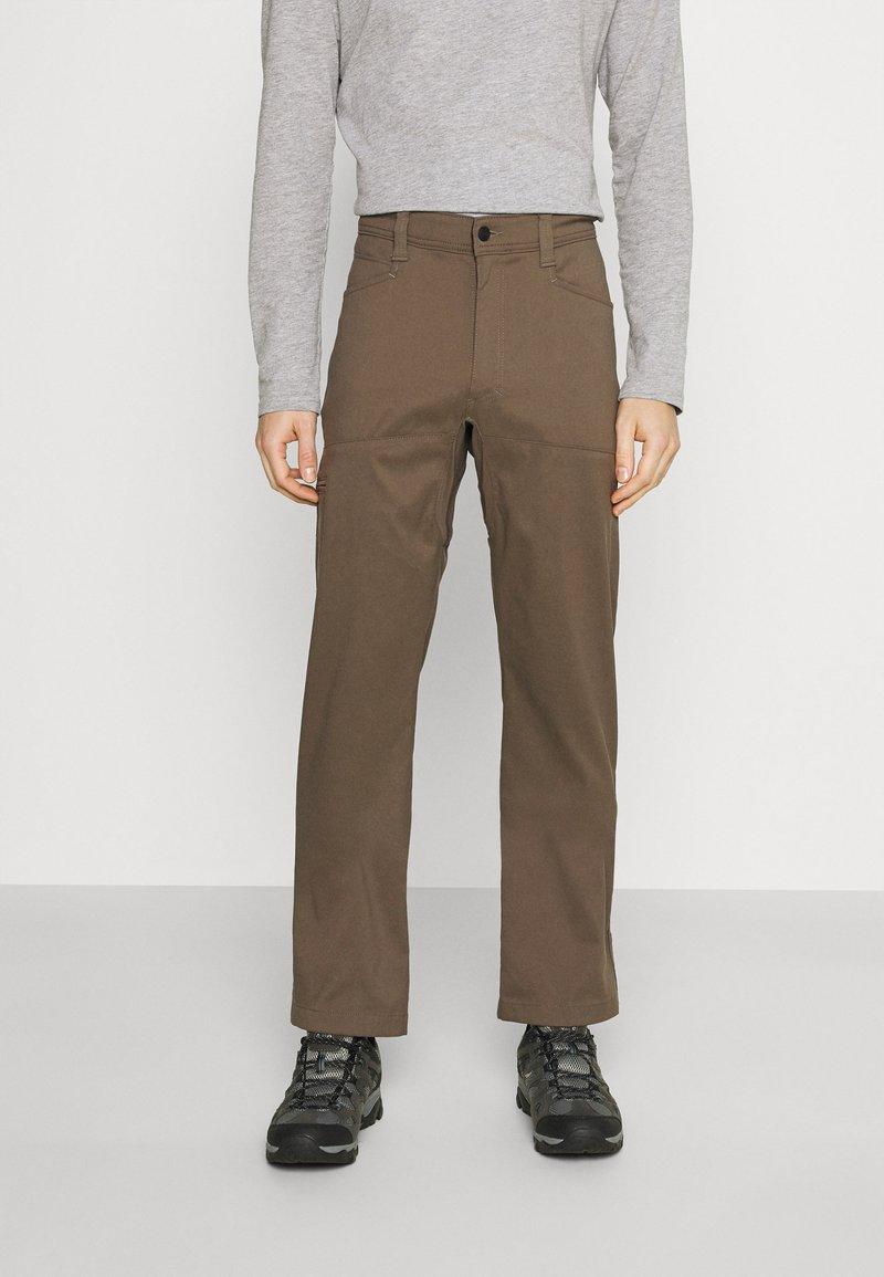 Wrangler - ALL TERRAIN GEAR UTILITY PANT - Cargo trousers - morel