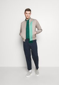 Tommy Hilfiger - CONTRAST PLACKET SLIM  - Polo shirt - rural green - 1