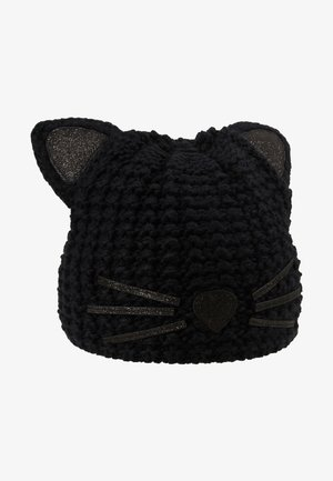 CHOUPETTE LUXURY BEANIE - Bonnet - black