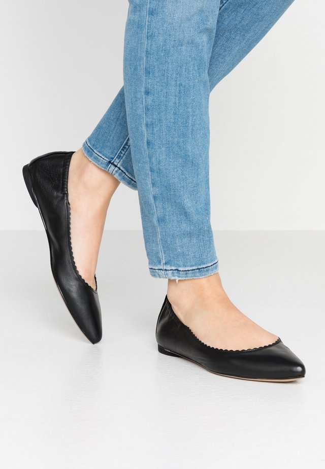 ASPAS - Ballet pumps - black