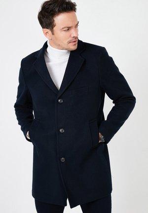 SLIM FIT  - Cappotto corto - navy blue
