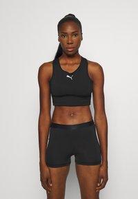 Puma Golf - NEWPORT DRESS - Sports dress - black - 3