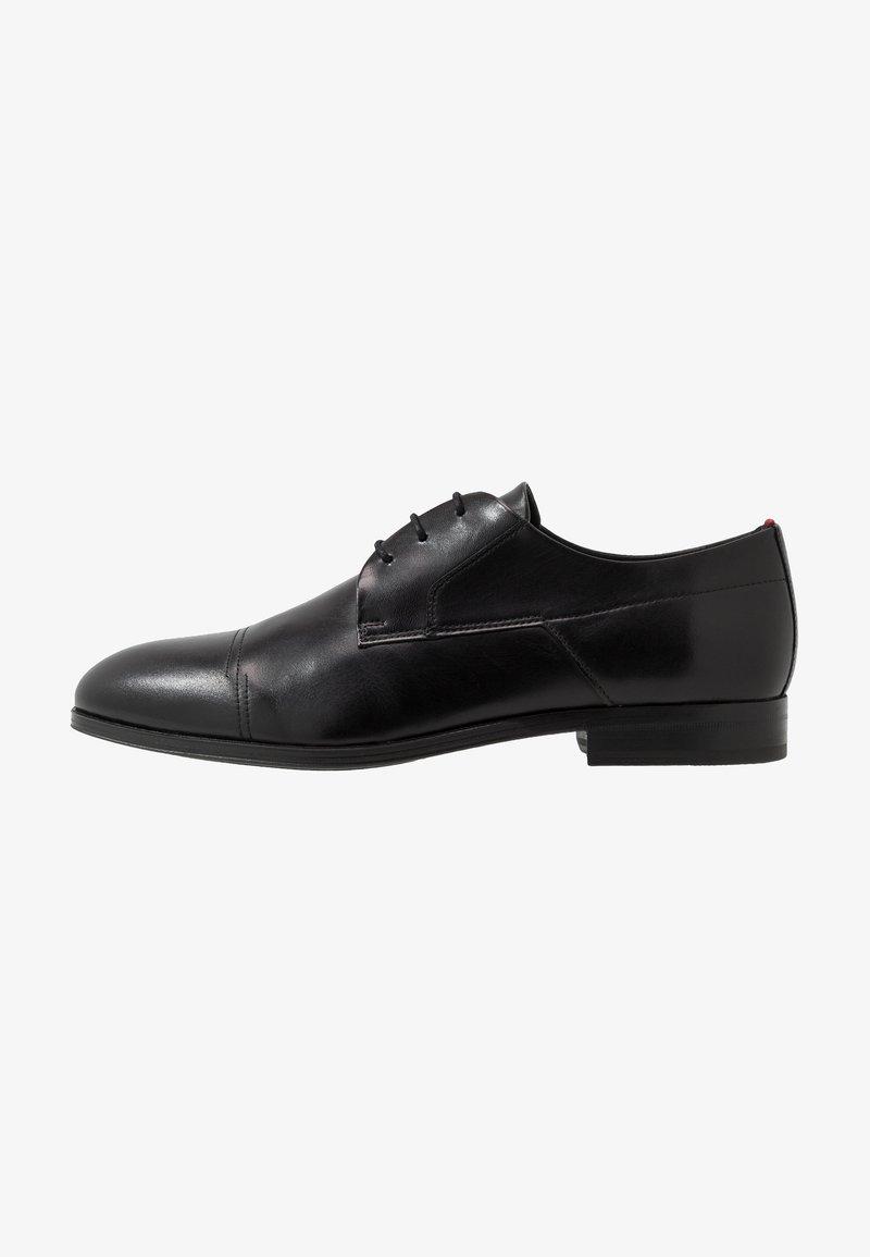 HUGO - BOHEME - Smart lace-ups - black